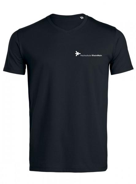 Herren T-Shirt schwarz, BIO